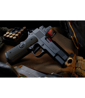 NIGHTHAWK SHADOW HAWK GOVERNMENT WITH TRIJICON RMR