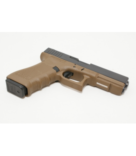Pistolet Glock 17 gen. 4 FDE 9x19mm