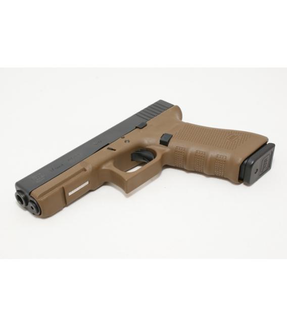 Glock 17 gen. 4 FDE 9x19mm
