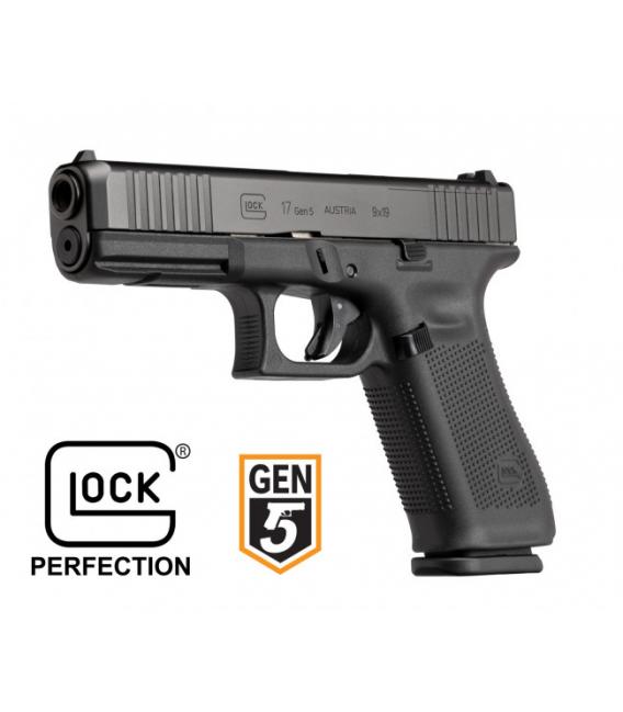 Pistolet Glock 17 gen 5 MOS FS 9x19mm