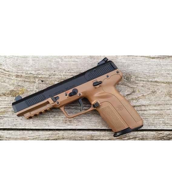 Pistolet FN FIVE SEVEN FDE 5.7X28MM