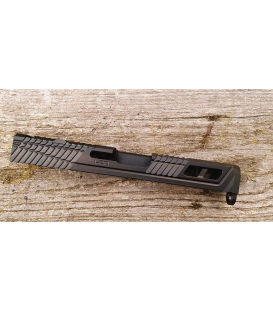 Zamek L2D Combat Catalyst Glock 19 Gen 3 Stripped Slide - DLC BLK