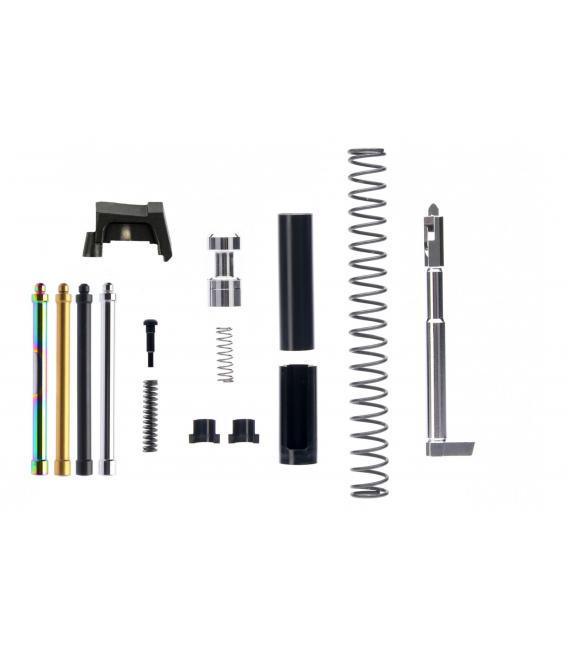 Zestaw naprawczy (iglica, sprężyna) zamka L2D Combat Standard Upper Parts Kit - TiN