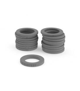 Podkładka Accu Washer Muzzle Device Alignment System 1/2x28