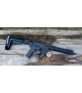 "UDP-9 9MM PISTOL WITH SBA3 BRACE - 10.5"" BLACK"