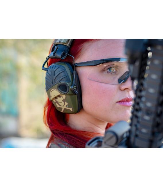Noisefighters Sightlines – wkładki żelowe MSA Sordin (zestaw higieniczny)