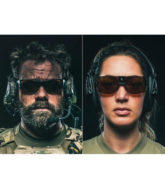 Noisefighters Sightlines- wkładki żelowe Howard (zestaw higieniczny)