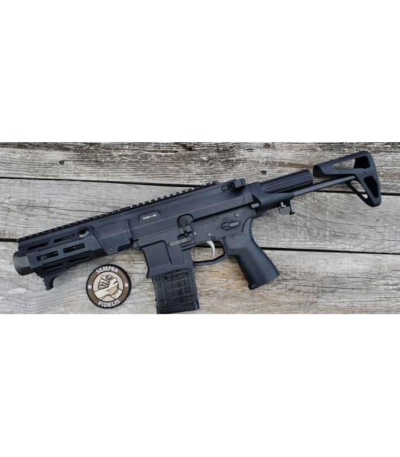 "MAXIM DEFENSE MDX 505 PDX SBR - 5.5"" BLK"
