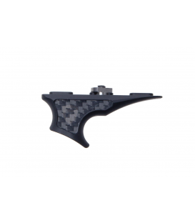 Chwyt Fortis SHIFT (Reversible) M-LOK Carbon Fiber Handstop - Black