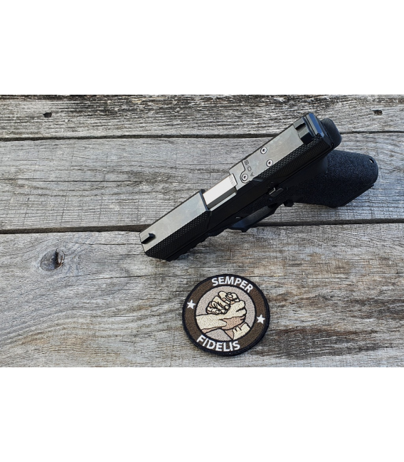 Pistolet Agency Arms Syndicate S2
