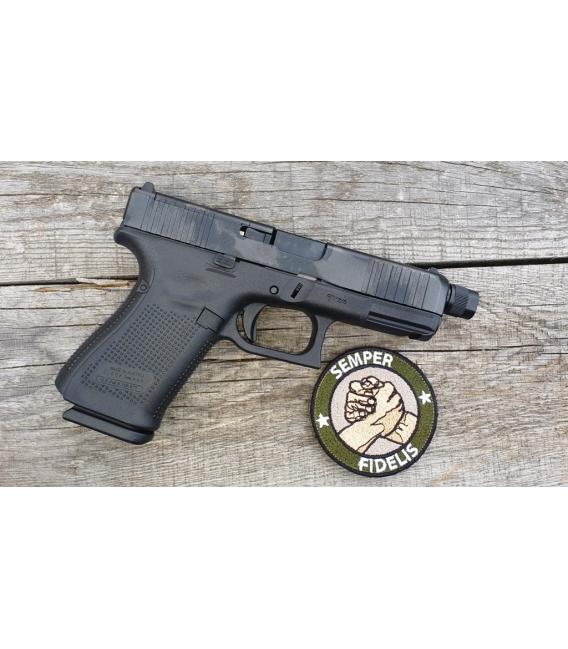 Glock 19 Gen 5 MOS FS z lufą gwintowaną