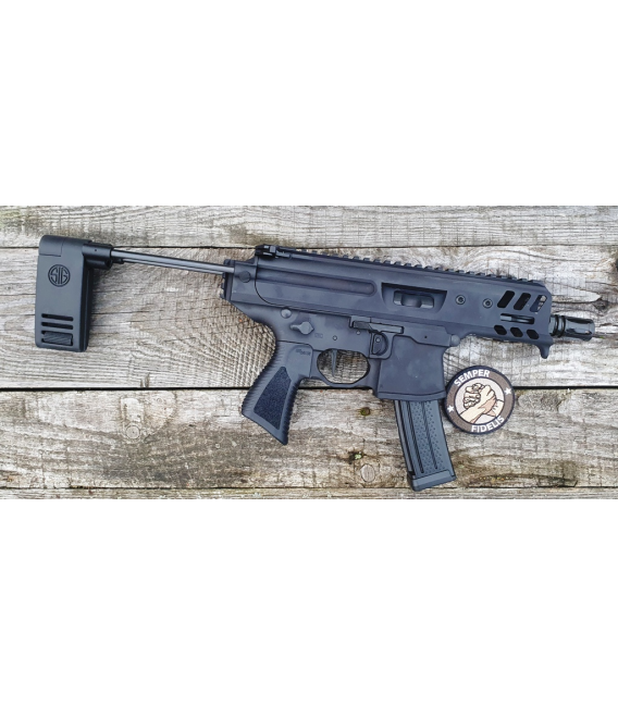 "SIG Sauer MPX Copperhead 4,5"" kal.:9x19mm"