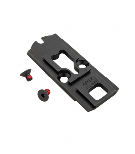 Płytka Apex Tactical Specialties Optic Mount for Aimpoint ACRO-1 (Fits P320 w/ PRO Slide Cut)