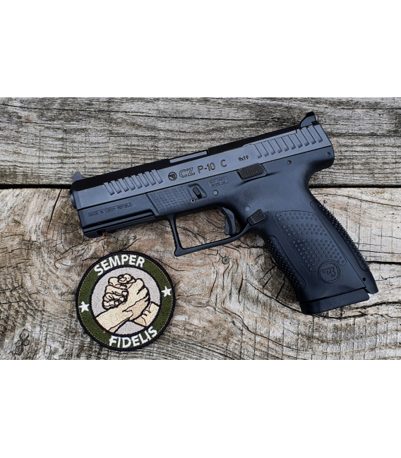 Pistolet CZ P-10 C OR kal.: 9x19mm