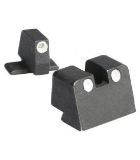 Przyrządy celownicze Sig Sauer Siglite SuppressorNight Sight Set - P Series