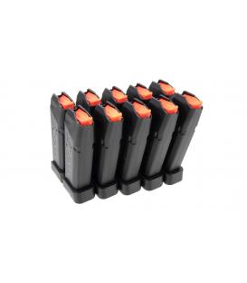 Magazynek Amend2 A2-17 9mm Magazine For Glock 17 - 18 Rounds (10 szt.)