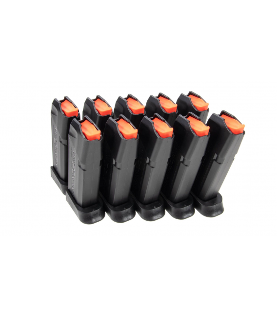 Magazynki Amend2 A2-19 9mm Magazine For Glock 19 - 15 Rounds (10 szt.)
