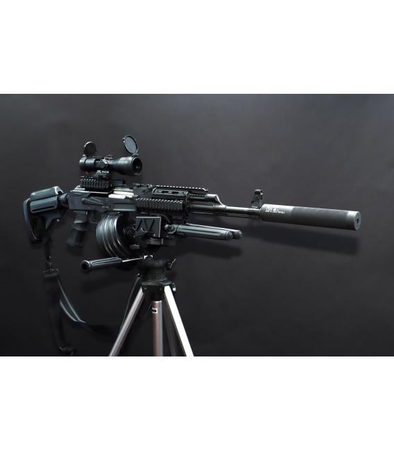 Tłumik LUVO 5,45×39 mm
