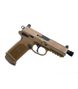 FN FNX-45 Tactical 15rd FDE