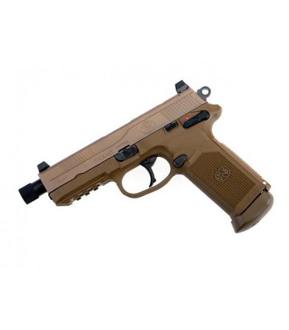 FN FNX-45 Tactical 15rd FDE