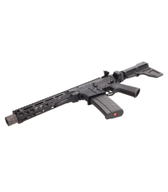 "Rainier Arms Ultramatch PDW Pistol-7.5"" .223 Black-KAK w/Folder"
