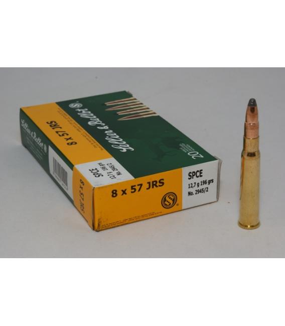 Amunicja 8x57 JRS SPCE 12,7g