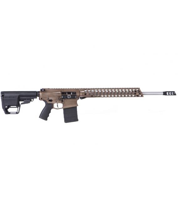 Rainier Arms RA308 - 20 Patriot Brown