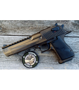 Pistolet Desert Eagle .50AE Special Edition TIG - Battle Worn Bronze Cerakote