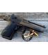 Pistolet Desert Eagle .50AE Special Edition TIG - Battle Worn Bronze Cerakote